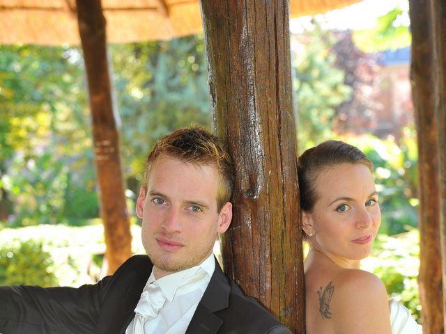 Le mariage de Guillaume et Stéphanie à Acquigny, Eure 12