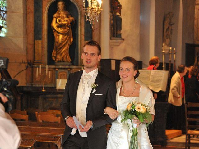 Le mariage de Guillaume et Stéphanie à Acquigny, Eure 15
