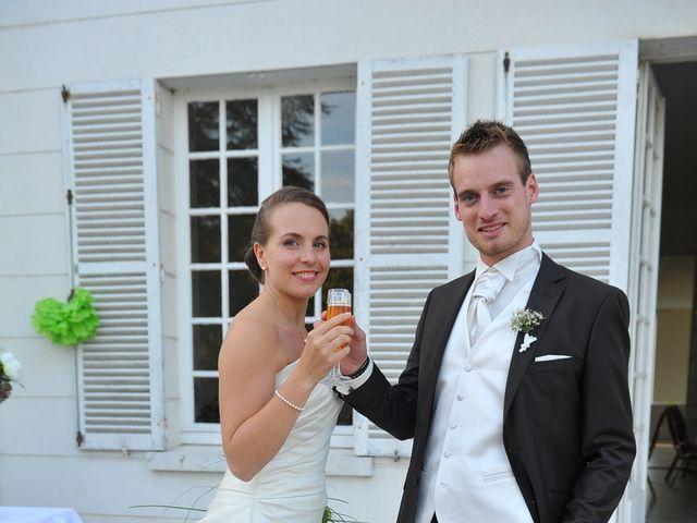 Le mariage de Guillaume et Stéphanie à Acquigny, Eure 19