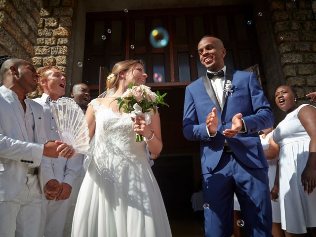 Le mariage de Meghann et Gérald