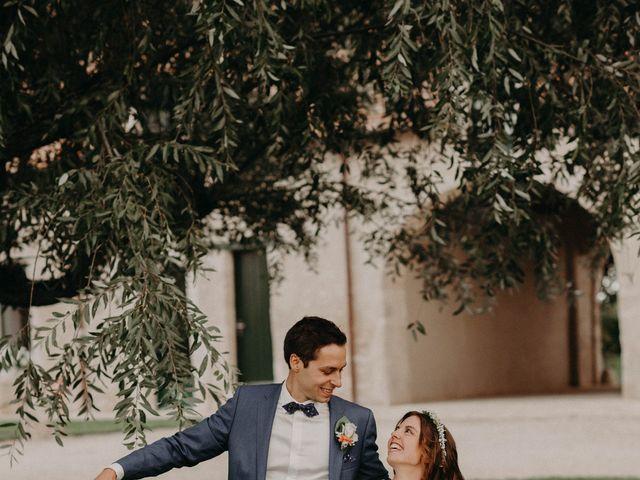Le mariage de Charline et Arnaud