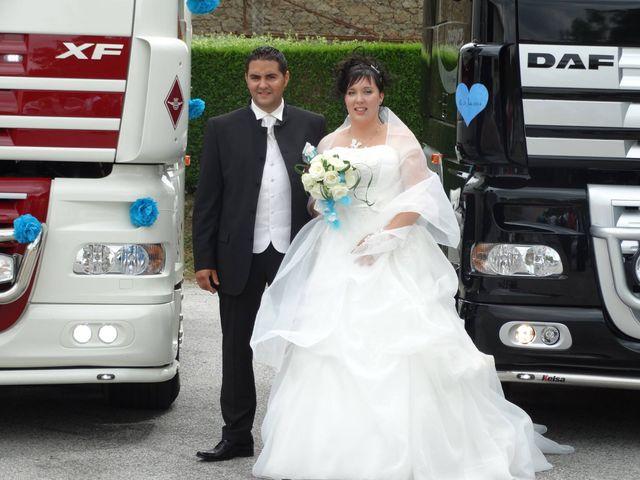 Le mariage de Jessica et Mathieu à Veyrac, Haute-Vienne 6