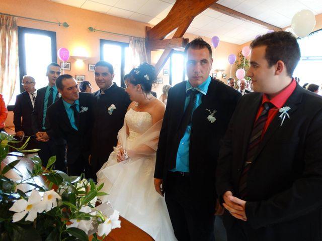 Le mariage de Jessica et Mathieu à Veyrac, Haute-Vienne 10