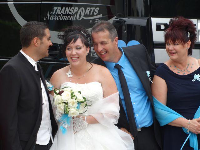 Le mariage de Jessica et Mathieu à Veyrac, Haute-Vienne 14