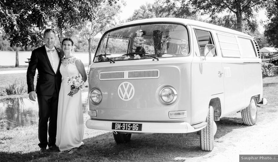 Le mariage de Jean Patrick et Jessica à Saint-Médard-d'Aunis, Charente Maritime