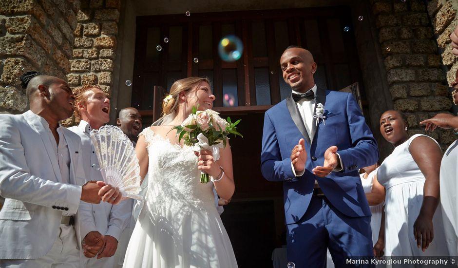 Le mariage de Gérald et Meghann à Élancourt, Yvelines