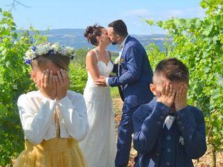 Le mariage de Céline et Alan 1