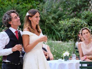 Le mariage de Vittoria et Francesco