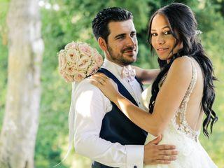 Le mariage de Cécile et Xavier