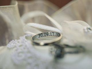 Le mariage de Vishakha et Julien 1