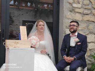Le mariage de Vanessa et William