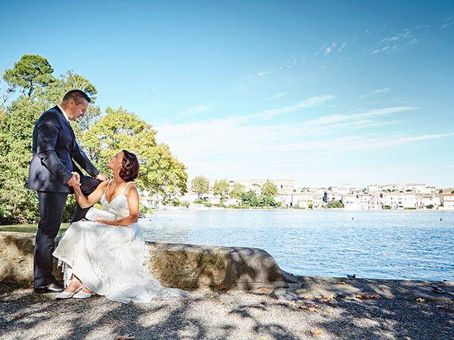 Le mariage de Romain et Laure à Castelnaudary, Aude 15