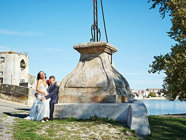 Le mariage de Romain et Laure à Castelnaudary, Aude 19
