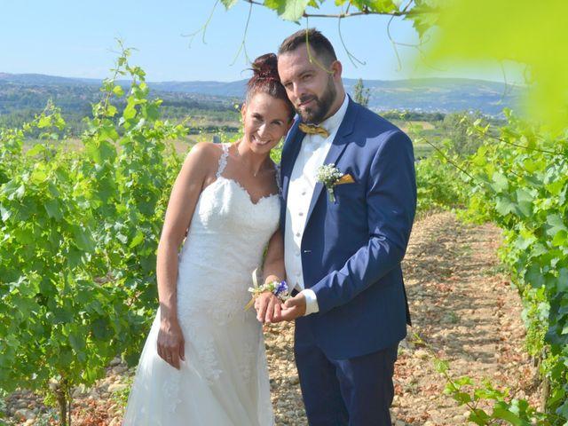 Le mariage de Céline et Alan
