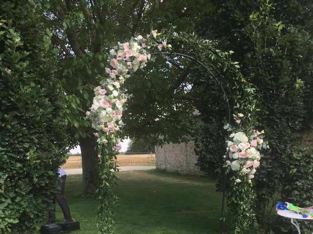 Le mariage de Valentin et Marie-Delphine à Chatignonville, Essonne 3