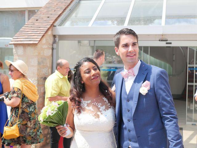 Le mariage de Valentin et Marie-Delphine à Chatignonville, Essonne 4