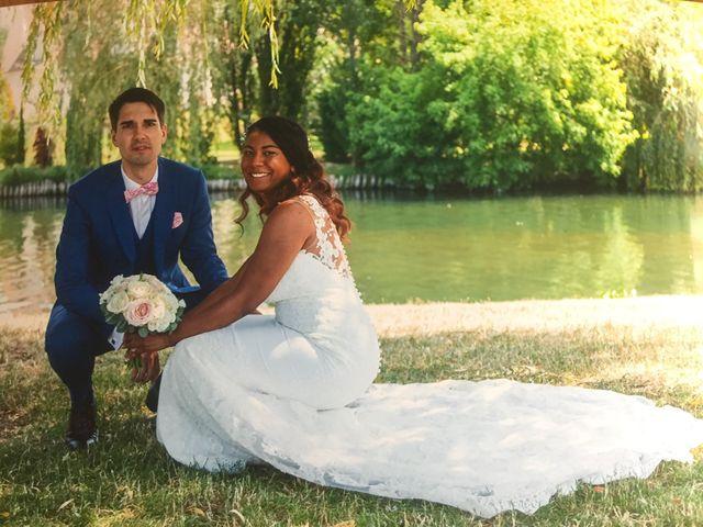Le mariage de Valentin et Marie-Delphine à Chatignonville, Essonne 5
