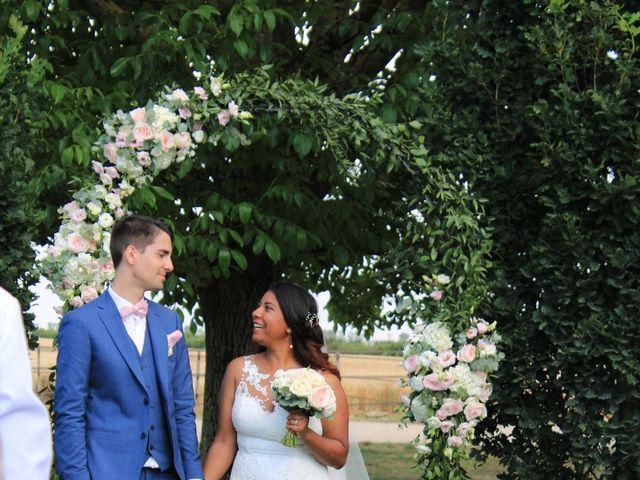 Le mariage de Valentin et Marie-Delphine à Chatignonville, Essonne 11