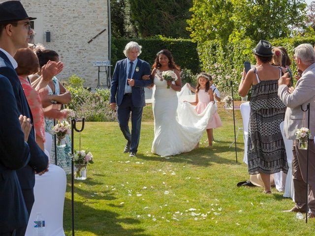 Le mariage de Valentin et Marie-Delphine à Chatignonville, Essonne 2