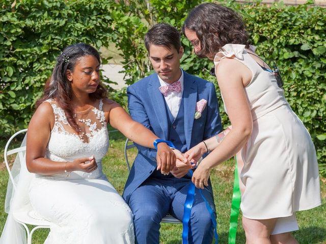 Le mariage de Valentin et Marie-Delphine à Chatignonville, Essonne 13