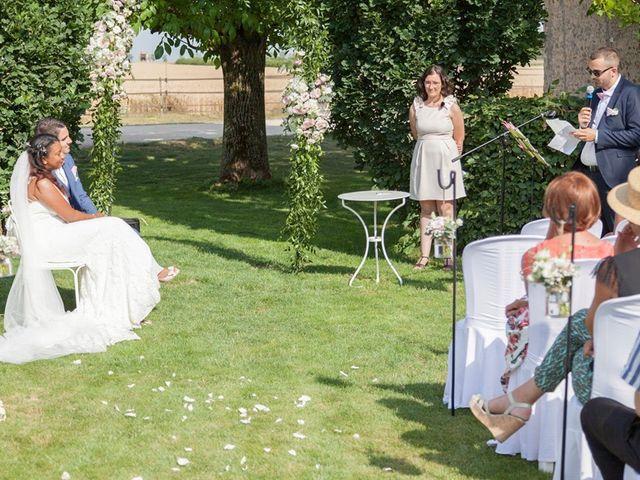 Le mariage de Valentin et Marie-Delphine à Chatignonville, Essonne 14