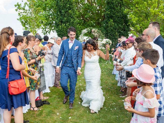 Le mariage de Valentin et Marie-Delphine à Chatignonville, Essonne 16