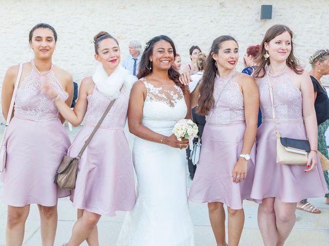 Le mariage de Valentin et Marie-Delphine à Chatignonville, Essonne 20