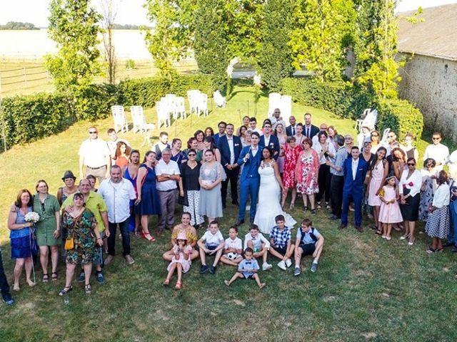 Le mariage de Valentin et Marie-Delphine à Chatignonville, Essonne 21