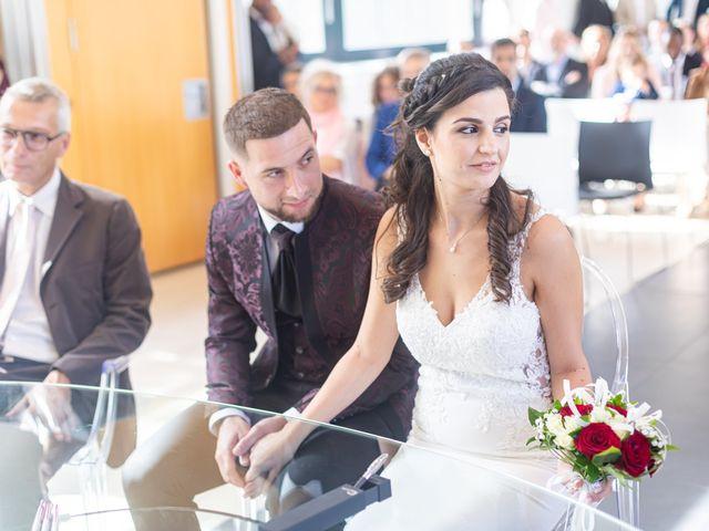 Le mariage de Florian et Camille à Les Clayes-sous-Bois, Yvelines 14