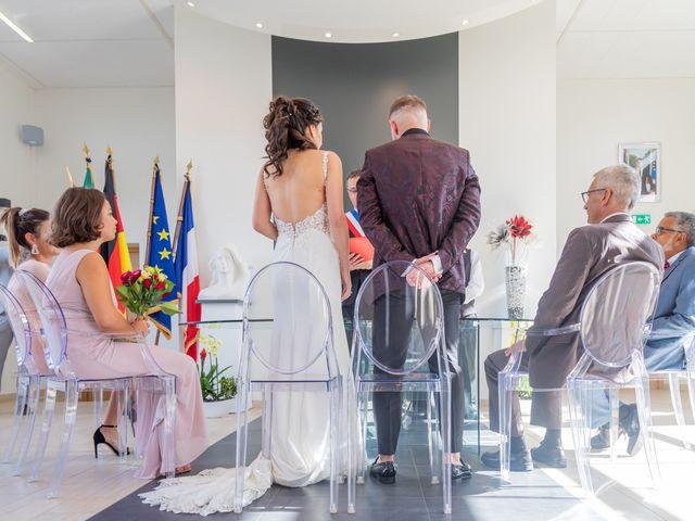 Le mariage de Florian et Camille à Les Clayes-sous-Bois, Yvelines 20