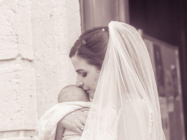 Le mariage de Florian et Camille à Les Clayes-sous-Bois, Yvelines 77