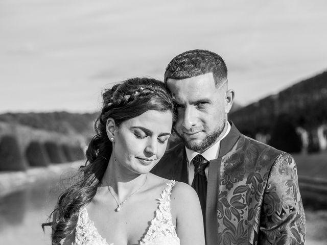 Le mariage de Florian et Camille à Les Clayes-sous-Bois, Yvelines 92