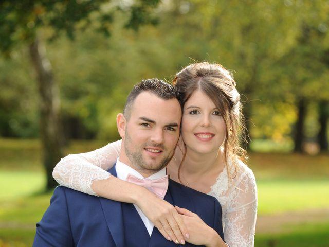 Le mariage de Romain et Audrey à Thourotte, Oise 1