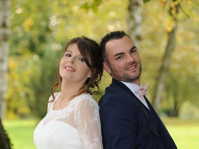 Le mariage de Romain et Audrey à Thourotte, Oise 2