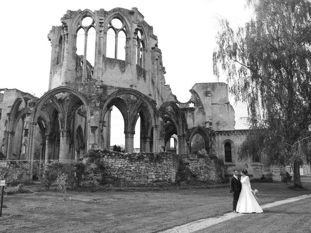 Le mariage de Romain et Audrey à Thourotte, Oise 17