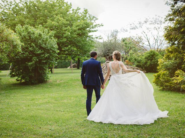 Le mariage de Thibaut et Alisson à Albens, Savoie 3