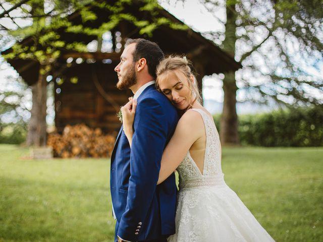 Le mariage de Alisson et Thibaut