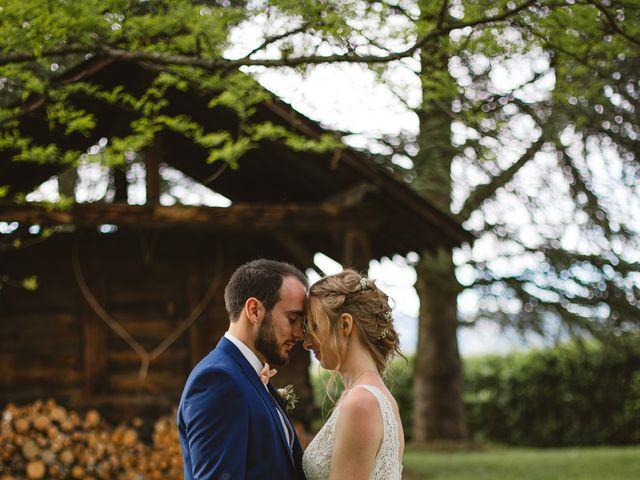 Le mariage de Thibaut et Alisson à Albens, Savoie 7