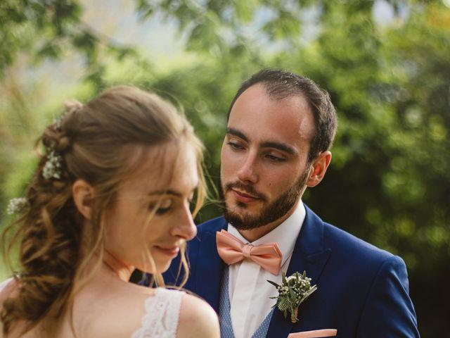 Le mariage de Thibaut et Alisson à Albens, Savoie 8