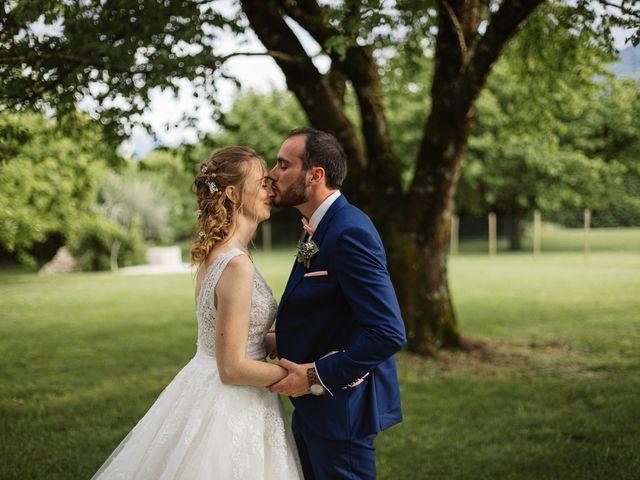 Le mariage de Thibaut et Alisson à Albens, Savoie 10