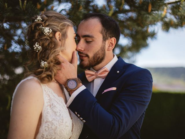 Le mariage de Thibaut et Alisson à Albens, Savoie 13