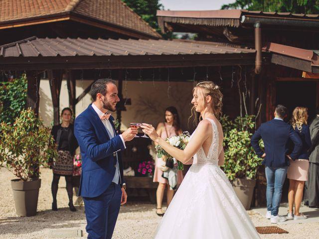 Le mariage de Thibaut et Alisson à Albens, Savoie 17