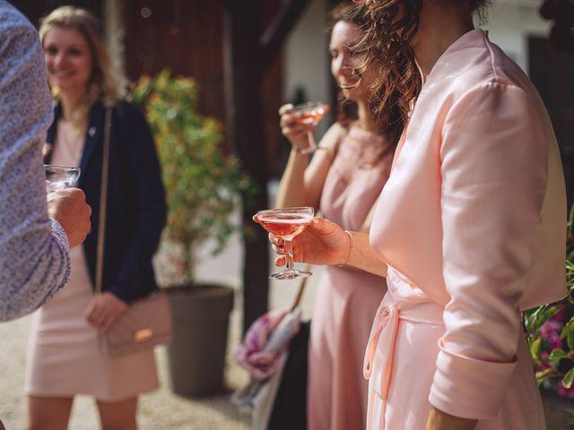 Le mariage de Thibaut et Alisson à Albens, Savoie 18