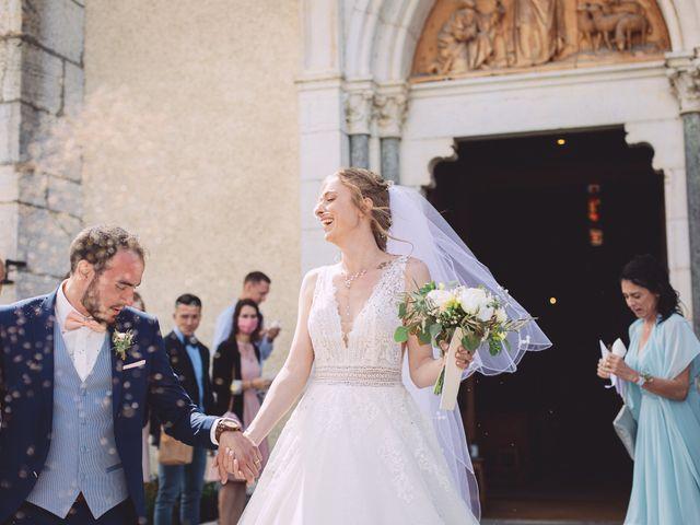 Le mariage de Thibaut et Alisson à Albens, Savoie 35