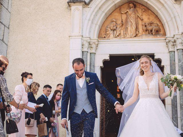 Le mariage de Thibaut et Alisson à Albens, Savoie 36