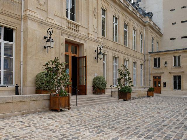 Le mariage de Francesco et Vittoria à Paris, Paris 1