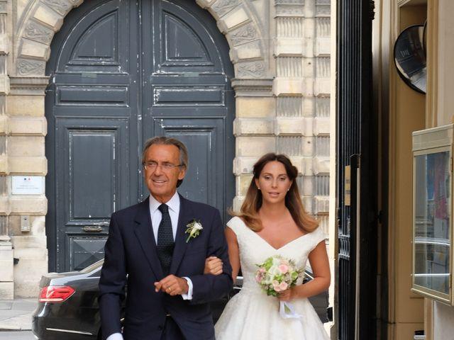 Le mariage de Francesco et Vittoria à Paris, Paris 3