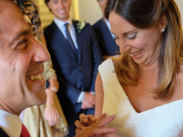 Le mariage de Francesco et Vittoria à Paris, Paris 11