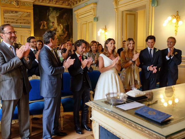 Le mariage de Francesco et Vittoria à Paris, Paris 12