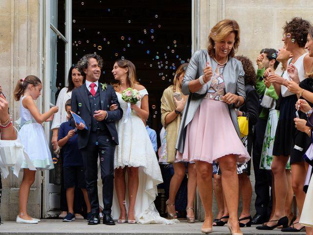 Le mariage de Francesco et Vittoria à Paris, Paris 13
